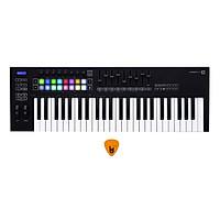 Novation Launchkey 49 MK3 Bàn phím sáng tác - Sản xuất âm nhạc Producer Keyboard Controller for Ableton Live - Kèm Móng Gẩy DreamMaker