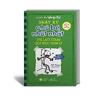Nhật ký chú bé nhút nhát Song ngữ Việt-Anh Tập 3 (Giọt nước tràn ly)