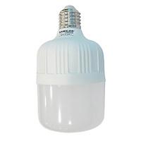 Bóng đèn Led Bulb trụ thân nhựa tròn T80-20W-T (Trắng)