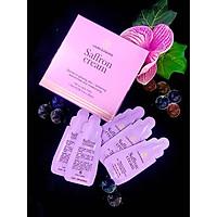 Kem dưỡng đêm nhụy hoa nghệ tây Travel (Mini) 45ml (30 gói x 1.5ml) Laura Sunshine Nhật Kim Anh