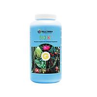 Vi sinh bổ sung kali phốt pho cho cây Bio K+ - NSX Sun & Earth Microbiology chai 1 lít