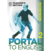 MM Publications: Portal To English 2 Workbook