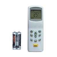 Remote Điều Khiển Cho Máy Lạnh, Máy Điều Hòa KELON 2 Chiều (Kèm Pin AAA Maxell)
