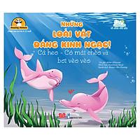 Amazing Animals - Những Loài Vật Đáng Kinh Ngạc! - Cá Heo - Có Mái Chèo Và Bơi Vèo Vèo