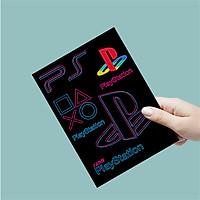 I love Playstation - Single Sticker hình dán lẻ