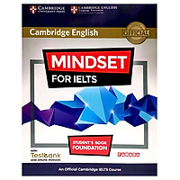 Mindset For IELTS - Foundation Student's Book With Testbank And Online Modules