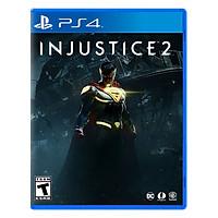 Đĩa Game PlayStation PS4 Sony Injustice 2 Hệ US - Hàng Nhập Khẩu