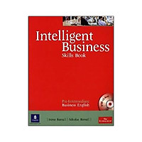 Intelligent Business Pre-Intermadiate Skills Book With CD