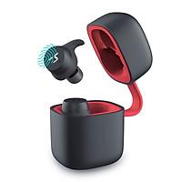Havit G1 Pro TWS bluetooth 5.0 Tai nghe Mini Smart Touch Stereo Gọi song phương IPX6 Tai nghe chống nước có hộp sạc - Đen Đỏ - Hàng chính hãng
