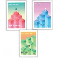 Combo 3 Cuốn: Dẫn Nhập Về Thương Mại Công Bằng + Dẫn Nhập Về Phân Tâm Học Lacan + Dẫn Nhập Về Nghệ Thuật - Tặng kèm bookmark Aha