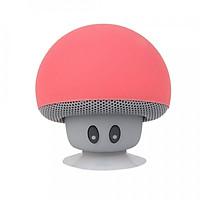 Loa Bluetooth Loa Mini Hình Nấm Có Đế Hút Chân Không Bluetooth Speaker Mini Hỗ Trợ Điện Thoại Di Động