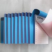 Phiếu Order In Sẵn 2 Liên (10 cuốn)