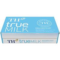 Thùng 48 Hộp Sữa Tươi Nguyên Chất Tiệt Trùng TH True Milk 110ml/Hộp