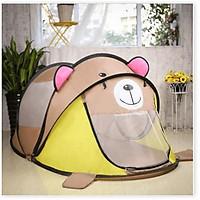 Lều chơi tự động cho trẻ em (Gấu)