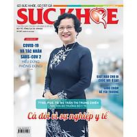 Tạp Chí Sức Khỏe Số 207 - Thông tin Sức khỏe dành cho mọi nhà