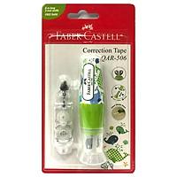 Bút Xoá Kéo Nắp Đậy QAR 506-6M - Fancy Green + 1 Refill