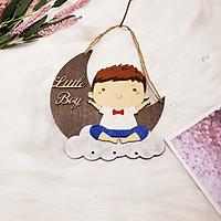 Bảng gỗ trang trí handmade 029