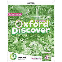Oxford Discover 2nd Edition: Level 4: Workbook With Online Practice