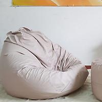 Ghế lười Dream M Màu Be chống thấm - HR-KBM-BE