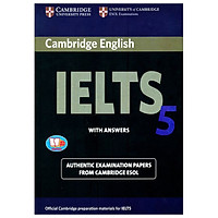 Cambridge IELTS 5 With Answers (Savina)