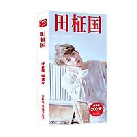 Postcard Jungkook BTS 200pcs mới (Tặng móc khóa gỗ BTS thiết kế độc quyền)