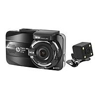 Camera Hành Trình Dual Tích Hợp Cam Lùi HP F870G - Hàng Nhập Khẩu