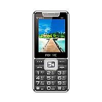 Điện thoại Forme M3, màn hình 2.4inch, pin 2700mAh - Hàng chính hãng
