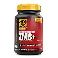Thực phẩm hỗ trợ tăng sinh lý nam giới MUTANT ZM8+ (90 Viên)
