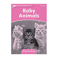Dolphin Readers Starter Level Baby Animals Activity Book