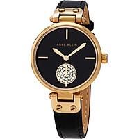 Đồng hồ thời trang nữ ANNE KLEIN 3380BKBK