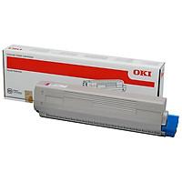 Mực đỏ OKI Magenta Toner Cartridge C833 loại 10.000 trang - Hàng chính hãng