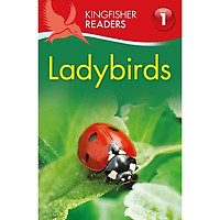 Kingfisher Readers Level 1: Ladybirds