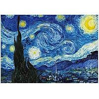 Tranh Ghép Hình 2000 Mảnh Jigsaw Puzzle/Đêm Đầy Sao/Tranh Sơn Dầu Giấy Bồi Cao Cấp/Puzzle Van Gogh/Tranh Ghép Hình 2000psc Mảnh Phong Cảnh/Tranh 2000 Mảnh Cho Bé Cỡ Lớn/Jigsaw Puzzle 2000 Pieces/Tranh Xếp Hình Cho Bé Từ 7 Tuổi