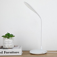 Đèn bàn siêu sáng cắm USB cung cấp ánh sáng cho người sử dụng  ( Tặng 02 nút kep cao su đa năng )