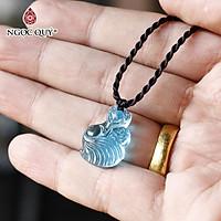 Dây chuyền hồ ly 9 đuôi pha lê - Ngọc Quý Gemstones