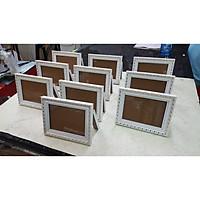 10 Khung Hình Để Bàn (Hình 13x18cm) Để Đứng Và Ngang