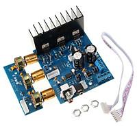 2X18W Subwoofer TDA2030A Module Mould Stereo Audio Amplifier Board 2.1 Channel