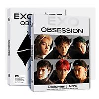 EXO Star Photo Book Album kèm Poster Bookmark Sticker