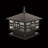 Đèn trụ cổng đèn trụ hàng rào phi 300 HANBACH