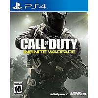 Đĩa game Call Of Duty Infinite Warfare cho PS4 - Hàng Nhập Khẩu