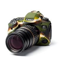 Bao Silicon bảo vệ máy ảnh Easy cover cho Canon 6D Mark II hàng nhập khẩu