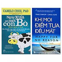 Combo 2 cuốn: Ngày Xưa Có Một Con Bò, Khi Mọi Điểm Tựa Đều Mất