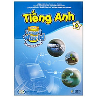 Tiếng Anh 6 I-Learn Smart World - Student'S Book (Sách Học Sinh)