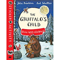 The Gruffalo's Child Sticker Book