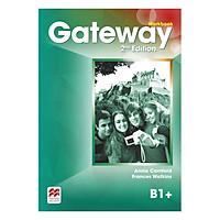 Gateway 2nd Ed B1+ Workbook