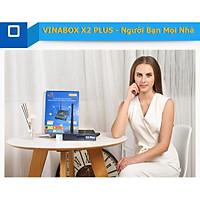 VINABOX X2 PLUS – ANDROID 6.0.1, 1G RAM -  Hàng chính hãng