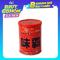 Bột nước cốt gà hầm xương Kagome Nhật Bản - Tặng túi zip 5 kẹo mật ong Senjaku