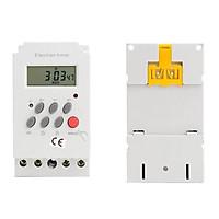 Timer hẹn giờ điện tử công suất lớn chuẩn 25A KG316T-II chính hãng
