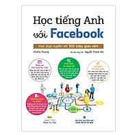 Học Tiếng Anh Với Facebook (Kèm 1 CD)