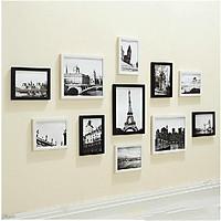 Bộ 11 Khung ảnh Composite Treo tường Siêu Đẹp